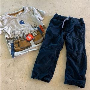 Boys 2T Outfit